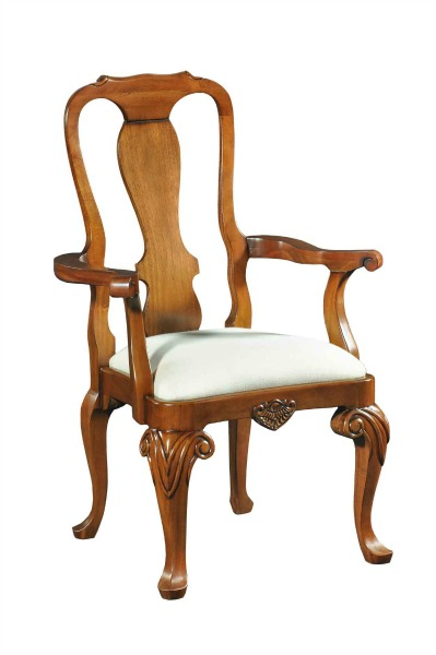 Chippendale Dining Chair (arm) HM7053A