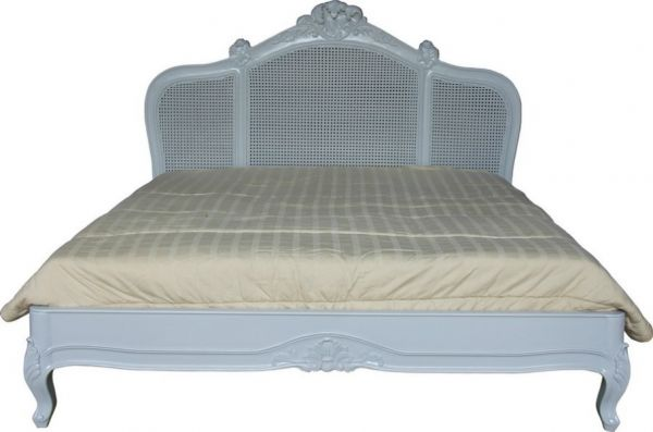 French Normandy Bed with Low Footboard B072