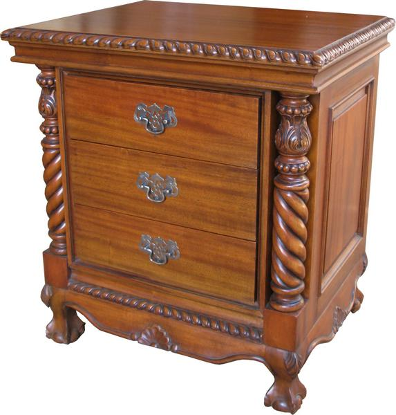 Chippendale Bedside BS031