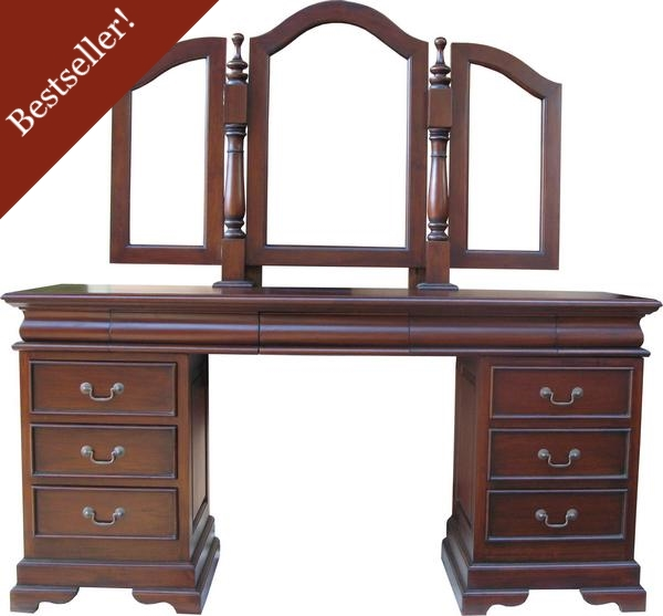 9 Drawer Dressing Table DST001