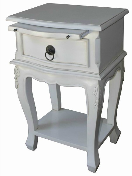 CLEARANCE - Elegance French Bedside BS016P