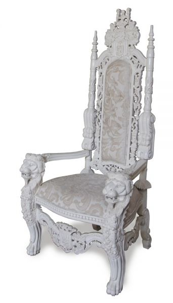 King Lion Throne Chair CHR011P