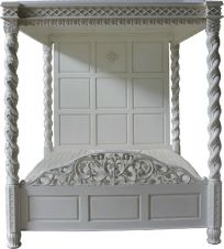 Janna Four Poster Bed B019P
