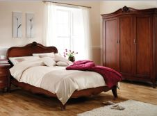 Olivia Bed by Winsor Furniture