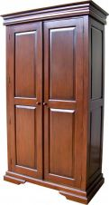 Solid Mahogany 6 8 Drawer Low Wide Chest