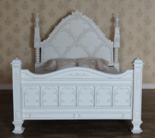 Empire Gothic Bed B046P