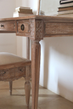 Belle French Weathered Dressing Table