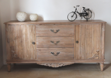 Belle French Weathered Sideboard