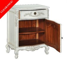 CLEARANCE Juliette French Bedside CFR0001P