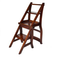 Americana Folding Library Step Chair AHM-A175