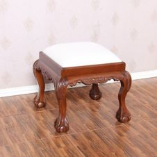 Chippendale Mahogany Stool STL001
