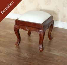 French Rococo Stool STL023