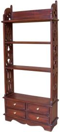 4 Drawer Bookcase / Wall Rack RCK003