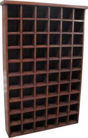 60 Section CD Rack OCS015