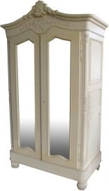 Elegance Mirrored Armoire  (ARM005)