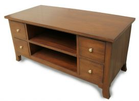 Orchard Straight TV Unit CBN052 SPECIAL OFFER £50 OFF