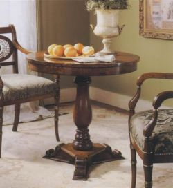 Tuscan Lamp Table
