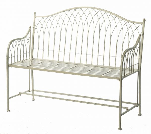 Ascalon Hampton Bench (Cream) 4449
