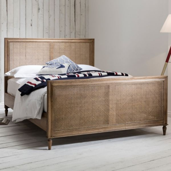 Annecy Cane Weathered Effect Bed BF351