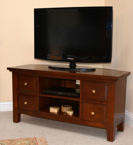 New York Corner TV Unit CBN064
