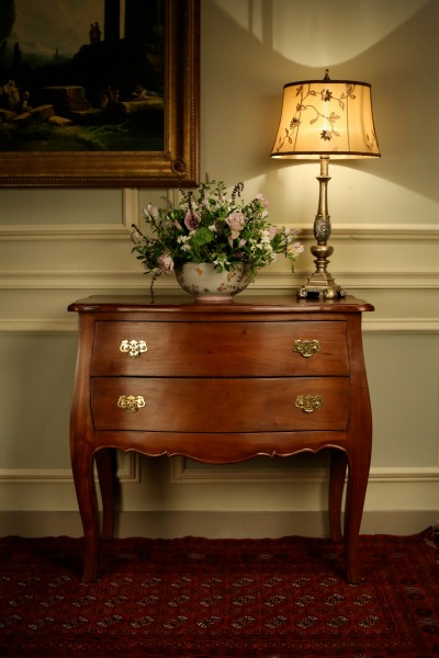 French Bombe Chest CHT034