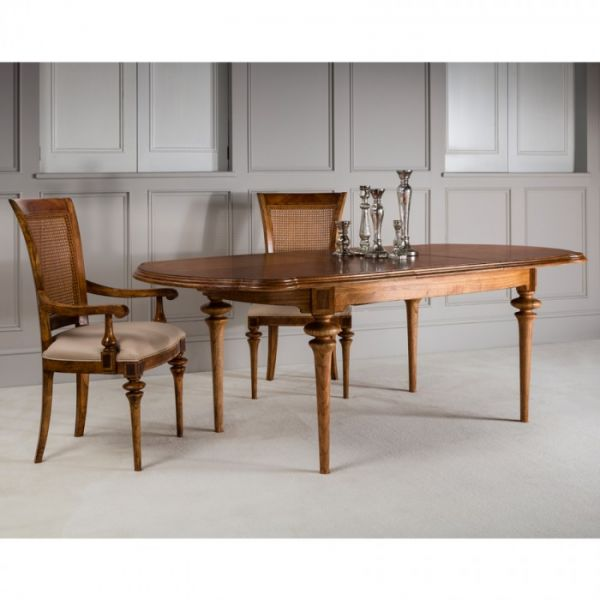 Spire Oval Extending Dining Table TF54