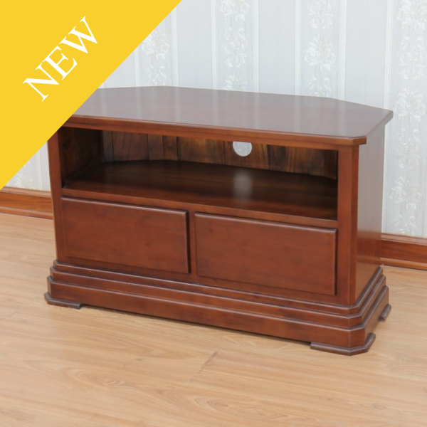 Simple Corner TV Unit CBN092