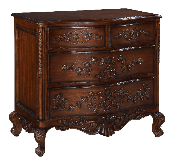 Antoinette Large French Chest of Drawers CFR0003
