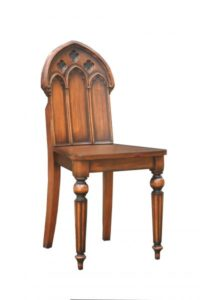 Gothic furniture dining chair