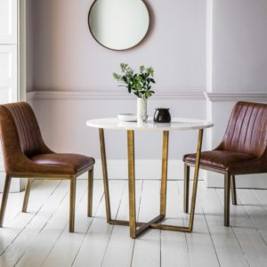 Frank Hudson Cleo Round Dining Table