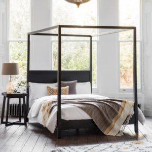 Frank Hudson Boho Boutique Four Poster Bed