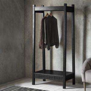 Frank Hudson Boho Boutique Open Wardrobe