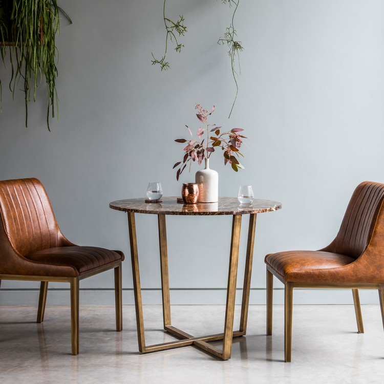 Frank Hudson Emperor Round Dining Table