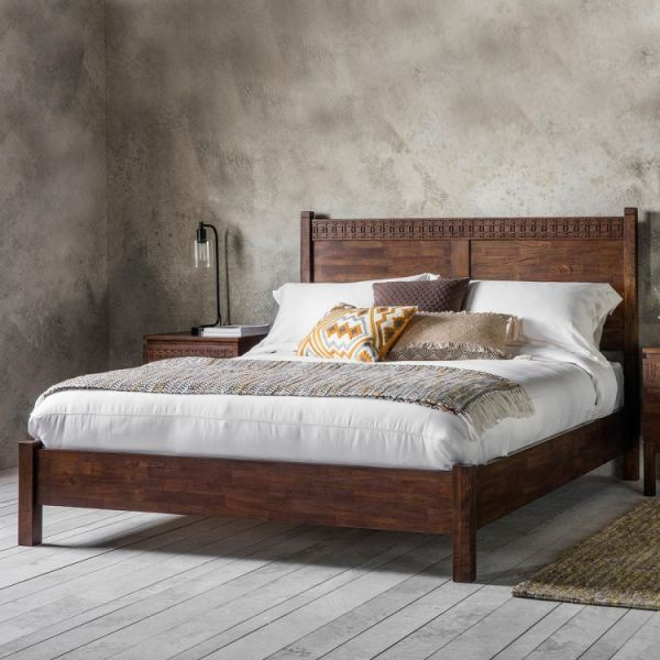 Hudson Living Boho retreat low end bed in the 10% off sale