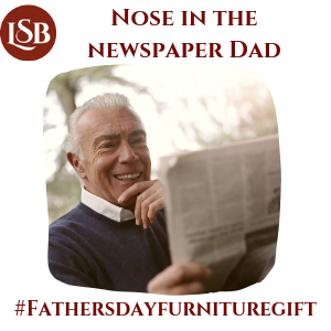 Fathers day furniture gifts quiz-newspaper dad