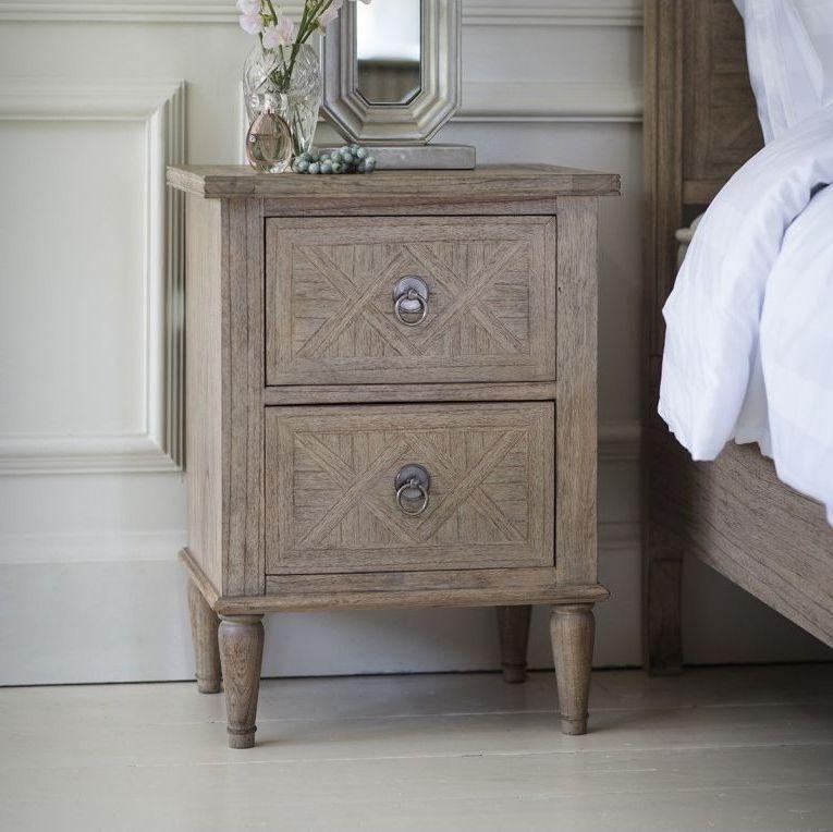 Weathered Furniture - Frank Hudson Mustique Bedside