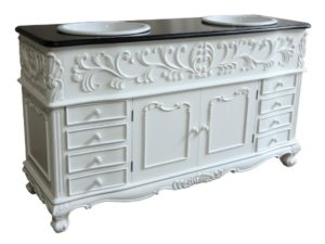 Declutter your Home: Ornate Vanity Unit
