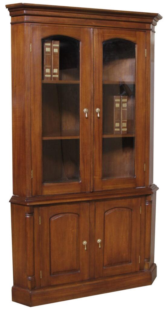 Mahogany Dining Tables: Mahogany Corner Cabinet