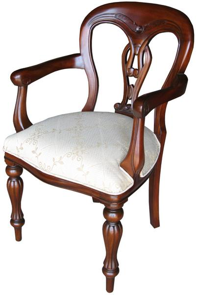 Mahogany Dining Tables: Admiralty Mahogany Dining Chair